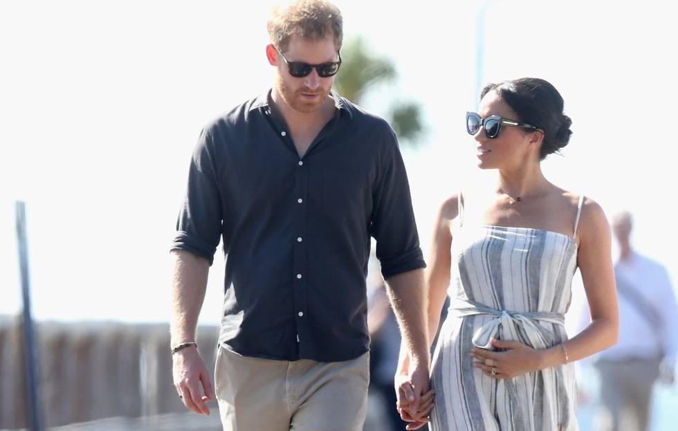 Resultado de imagen para Meghan Markle y su embarazo