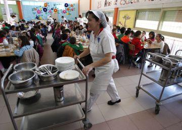 Noticias sobre Comedores escolares   EL PAÍS