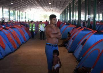 El dilema de la caravana migrante: apuestas arriesgadas e intereses encontrados