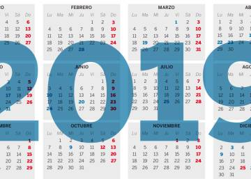 Calendario Fiscal 2019 Honduras.Calendario Laboral Para 2019 Actualidad El Pais