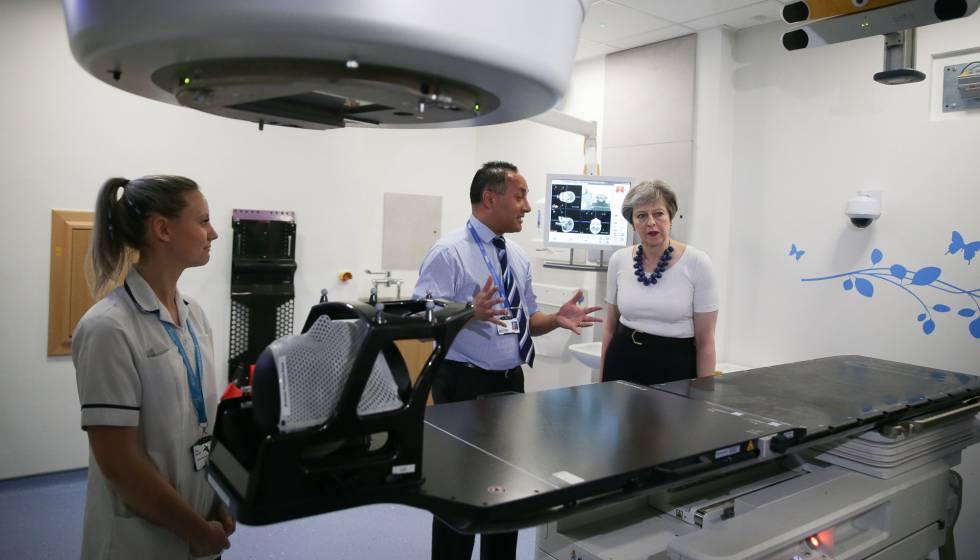 radioterapia para el foro de cáncer de próstata