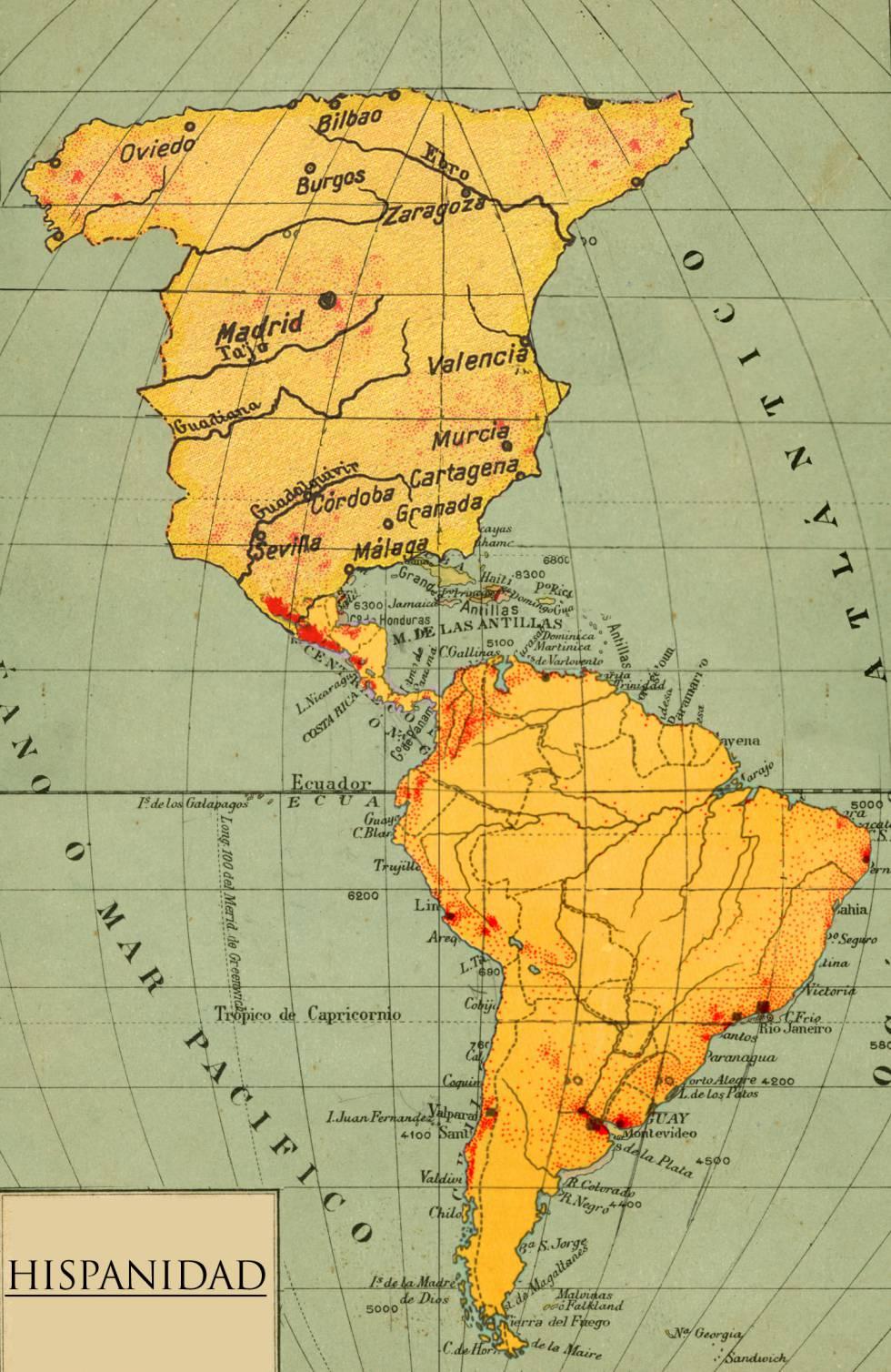 Hispanidad Â¿mala palabra?