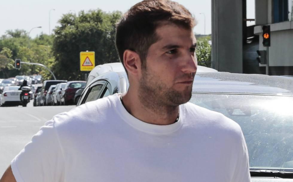 Julián Contreras el 21 de septiembre de 2018 en Madrid.