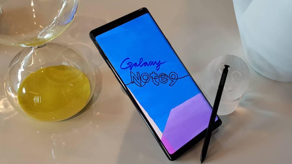 Análisis | Un mes con el Samsung Galaxy Note 9 | Escaparate