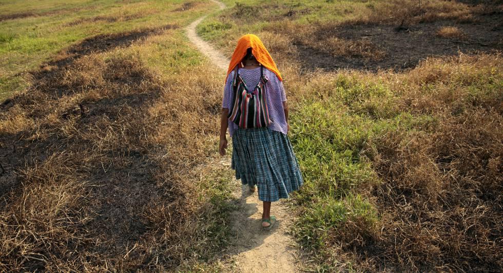 En Sepur Zarco (Guatemala) mujeres indígenas sufrieron violaciones sistemáticas durante la guerra civil en el país.