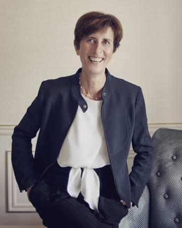 Jacqueline Karachi, directora creativa de alta joyería de Cartier.