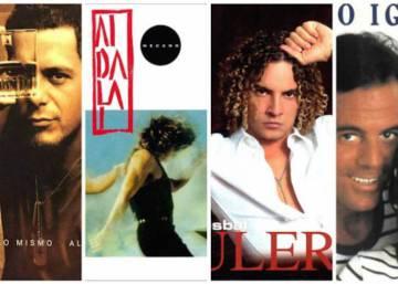Música: 17 discos de los noventa que te parecieron