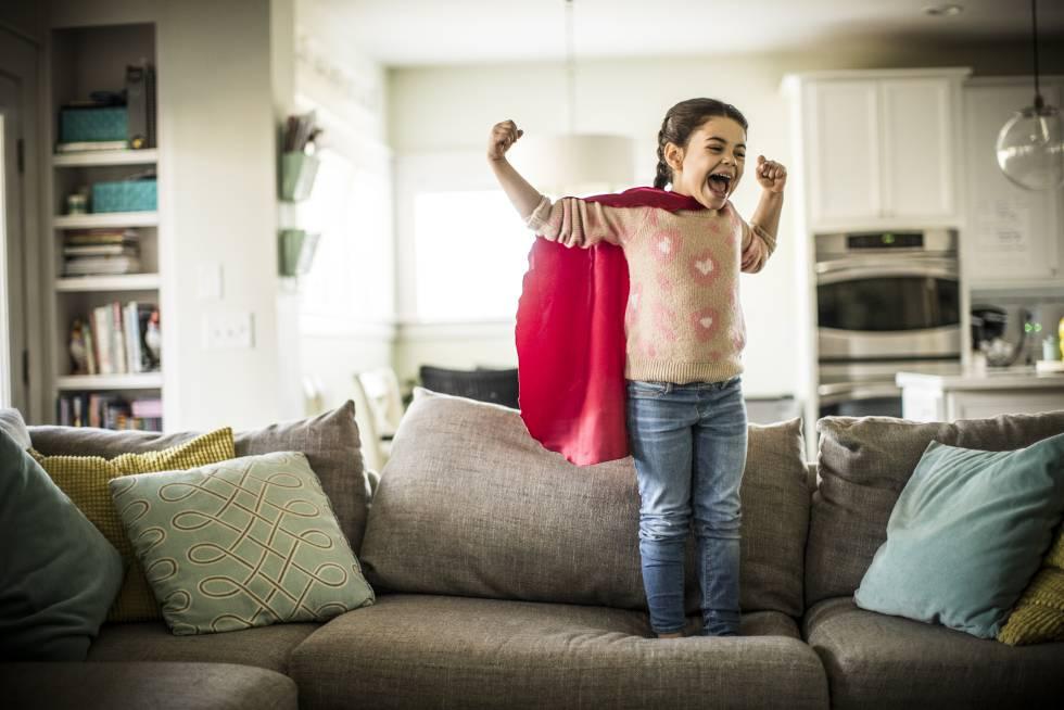 Cinco pasos para criar a un niño mentalmente fuerte