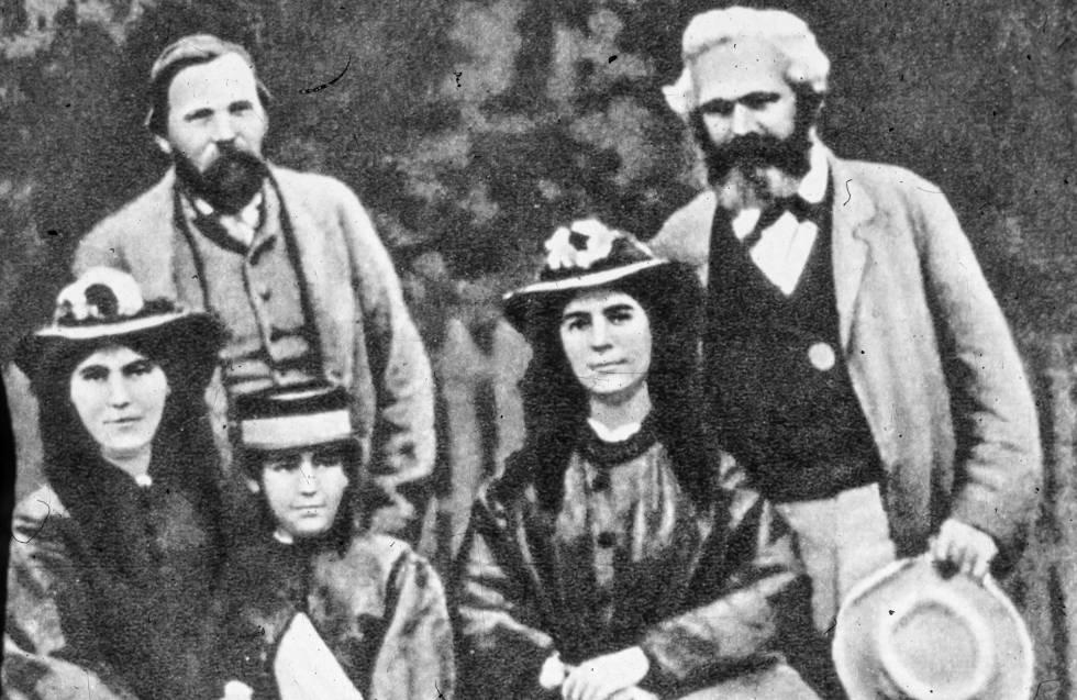 A amarga vida das filhas de Marx