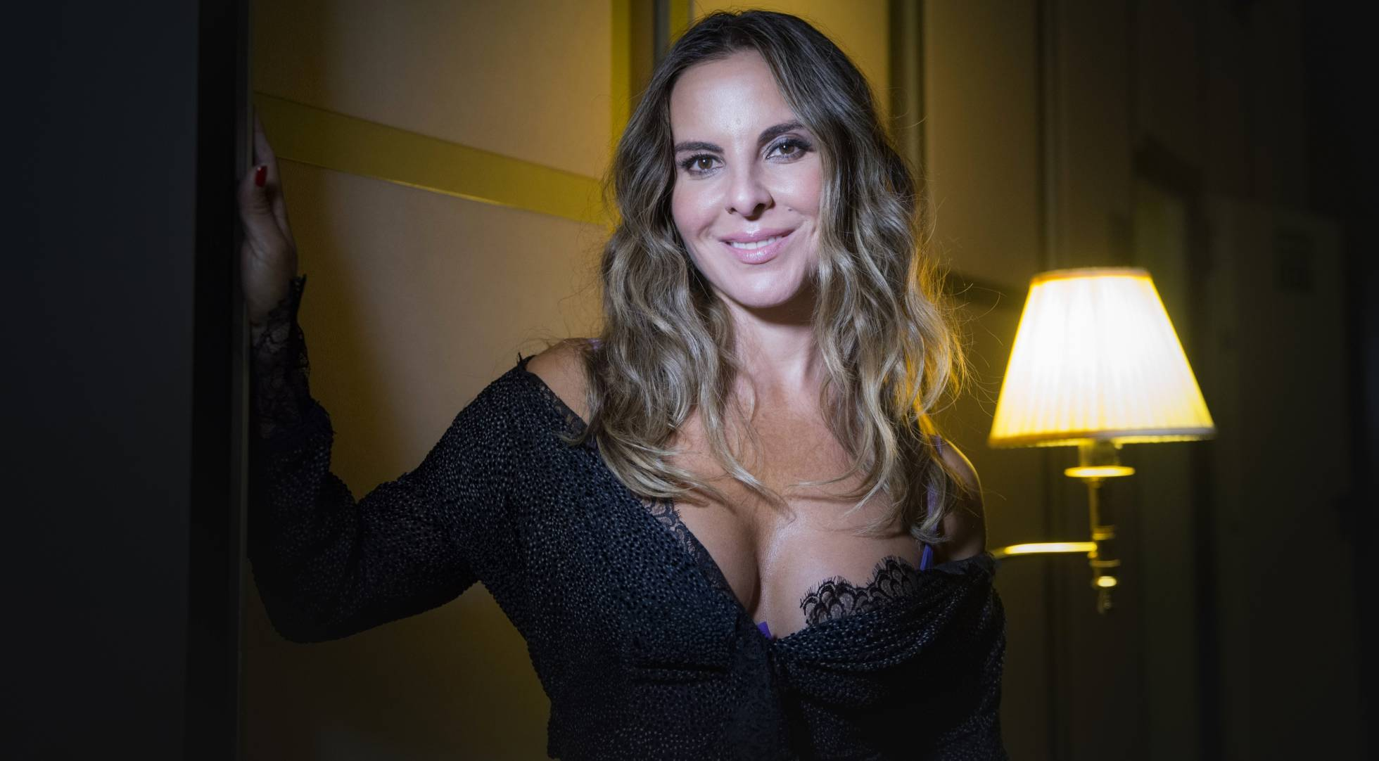 Kate del Castillo se desnuda para 'Playboy'