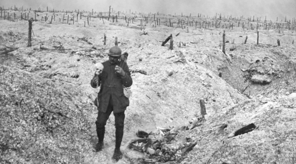 Fotos Las 15 Imágenes Que Resumen La Primera Guerra Mundial Internacional El País
