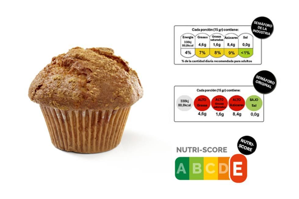 Cómo funciona NutriScore, el nuevo etiquetado de alimentos: críticas y virtudes del semáforo nutricional