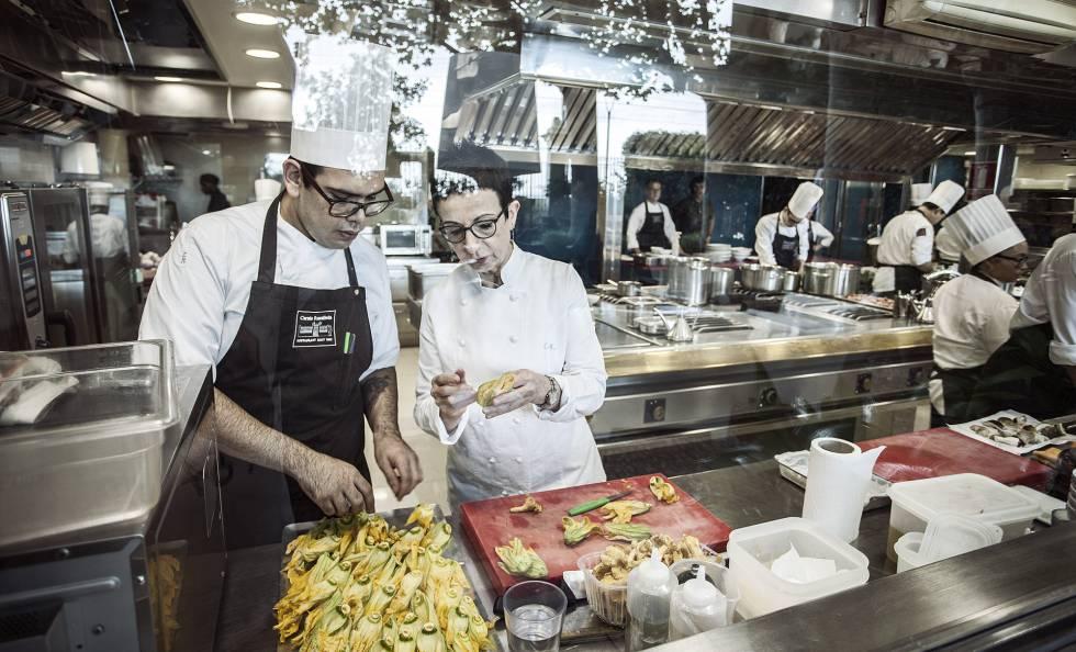 """Carme Ruscalleda: """"Quien entre en la alta cocina para hacerse rico fracasará"""""""