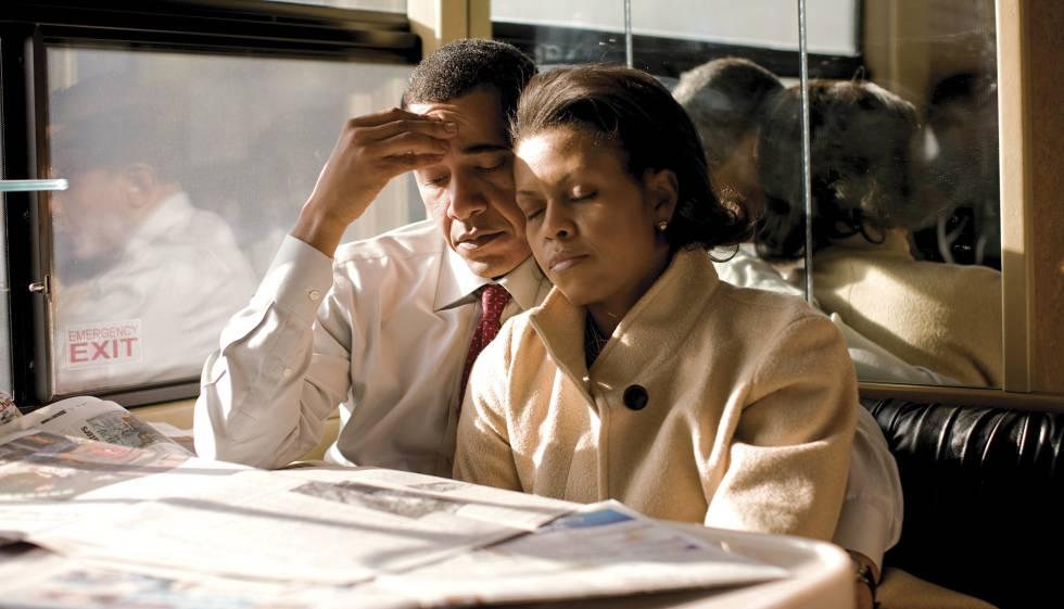 Michelle Obama, un viaje trepidante