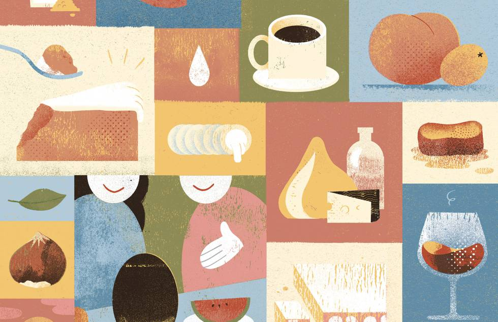 postres leche y miel