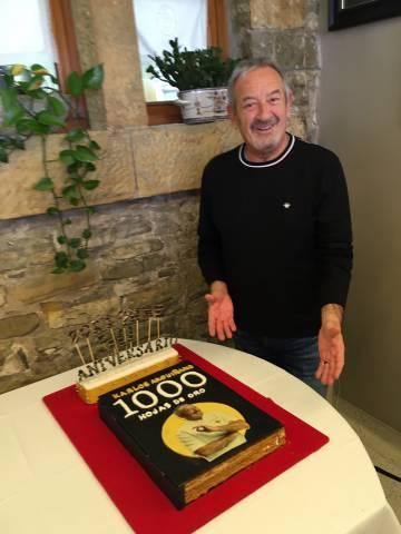 Arguiñano Celebra Sus 50 Años Como Cocinero Con 1 000 Recetas De Oro Estilo El País
