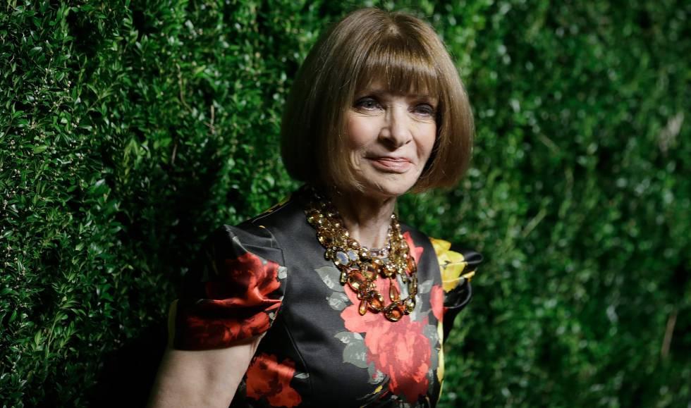515aa580b6 Anna Wintour celebra 30 años en el trono de la moda | Gente y ...