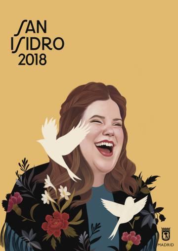 Campaña de San Isidro 2018, obra de Mercedes deBellard.