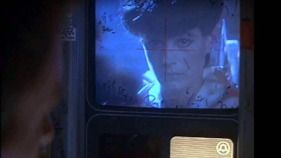 Fotogtama de 'Blade Runner' (1982).