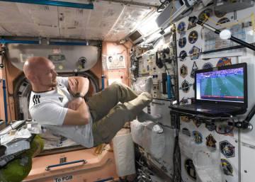 ... El mayor experimento humano en el espacio cumple 20 años f60bda670a0