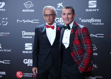 Ricky Martin y Pablo Alborán, juntos colaborando en la India