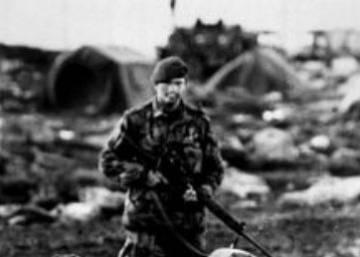 Malvinas: A dramatic encounter for Falklands veterans | In English