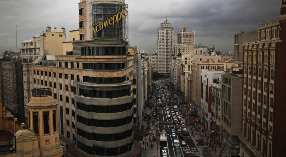 98e17c1685476 Fotos  Así es la nueva Gran Vía de Madrid