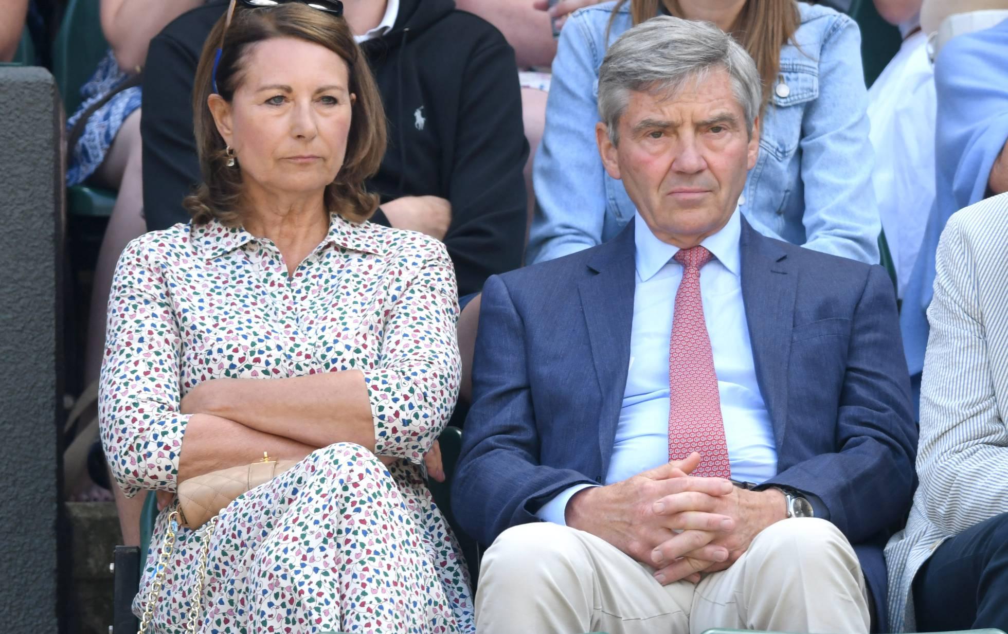 MADRE DE KATE MIDDLETON La suegra del príncipe Guillermo habla por primera vez de su vida en familia