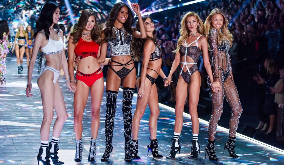 sale retailer 10e3c b7187 El dato que certifica que Victoria's Secret está en caída ...