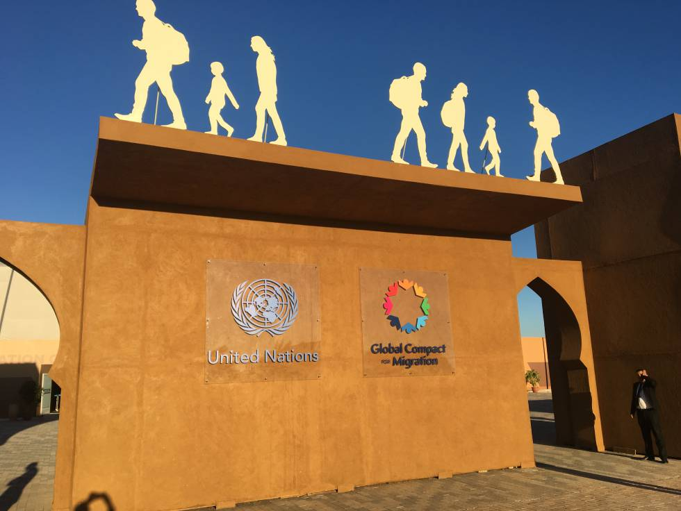 Bienvenidos al Pacto Mundial por una Migración Segura, regular y Ordenada.