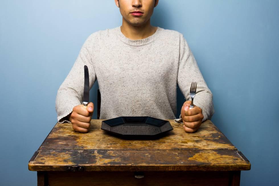 como se escribe en ingles hacer dieta