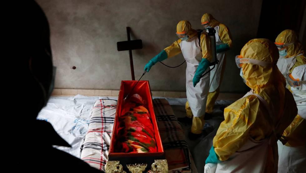 Resultado de imagen para ebola