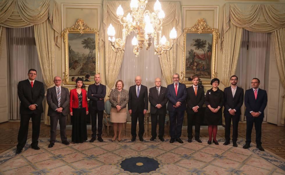 Los mejores físicos de España recogen sus premios