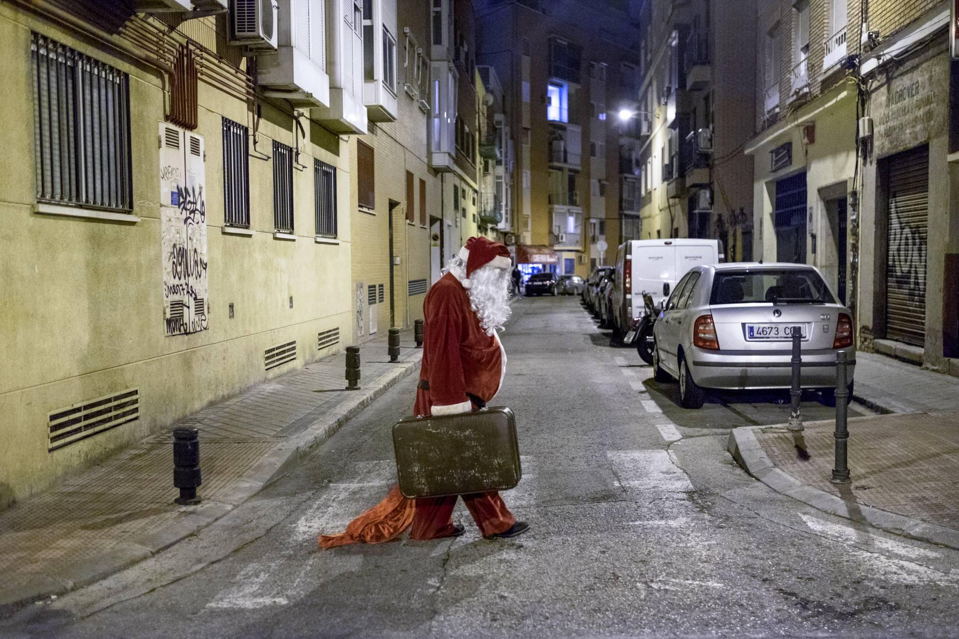 Papá Noel existe