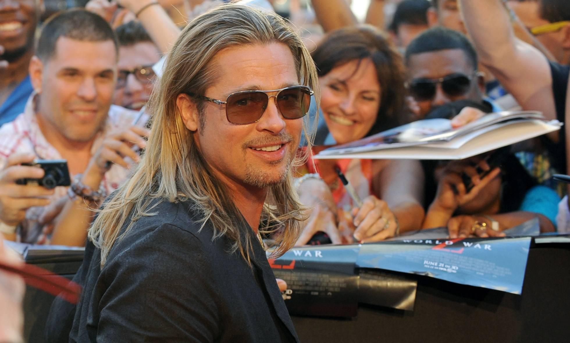 Cinco décadas de Brad Pitt, en imágenes