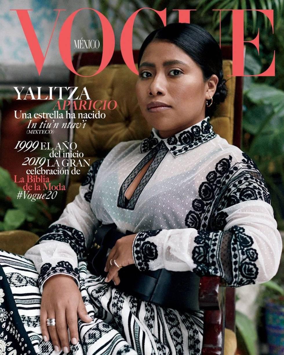 ed3b99d24d Por qué la portada de  Vogue  México con Yalitza Aparicio es ...