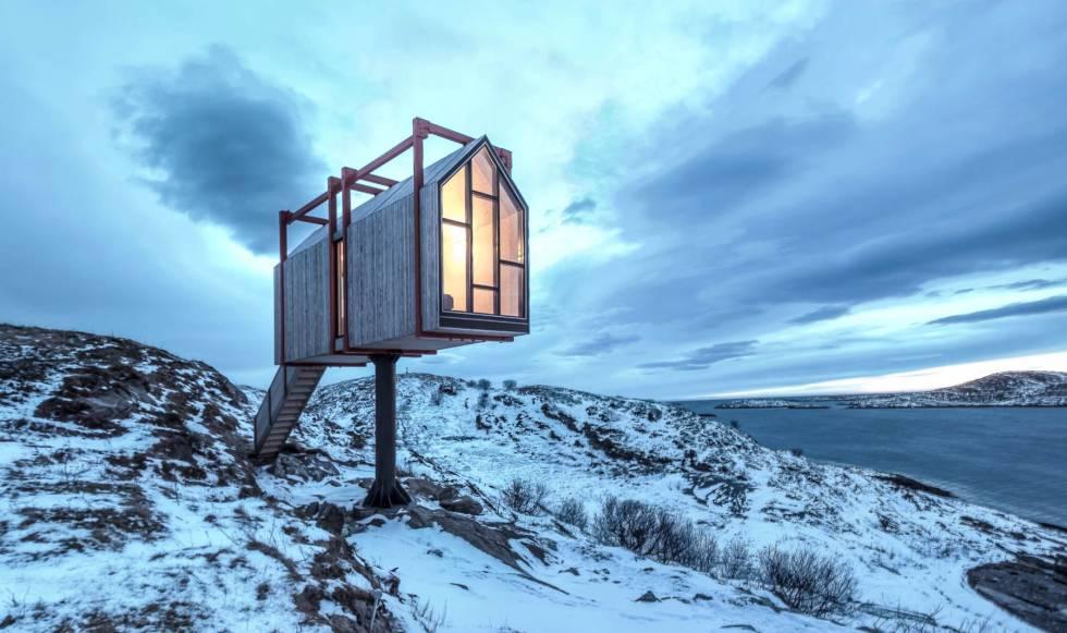 10 maravillosos hoteles paisaje