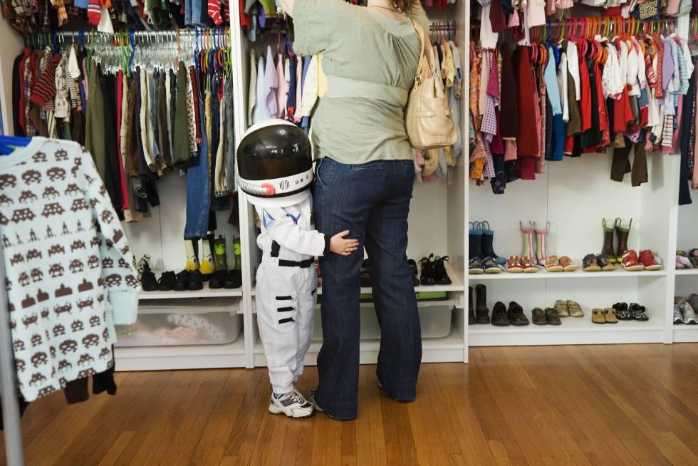 Por qué los niños deberían elegir su ropa