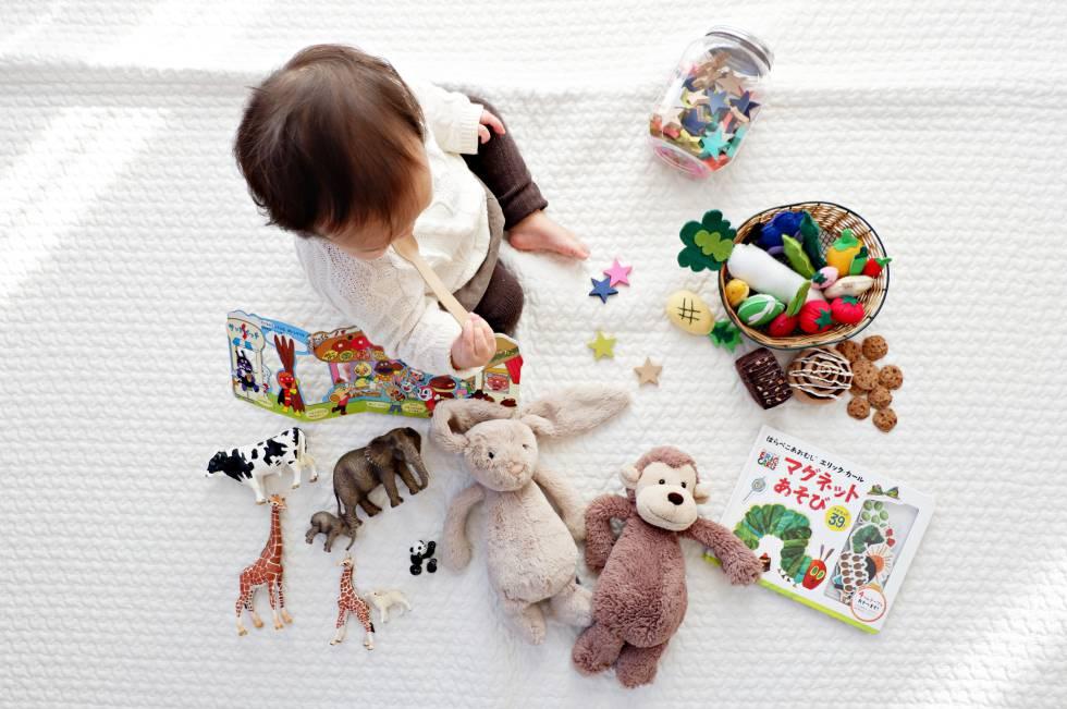 Regalos Para Bebe Un Ano.Regalos Para Bebes Y Ninos Hasta Dos Anos Escaparate El Pais