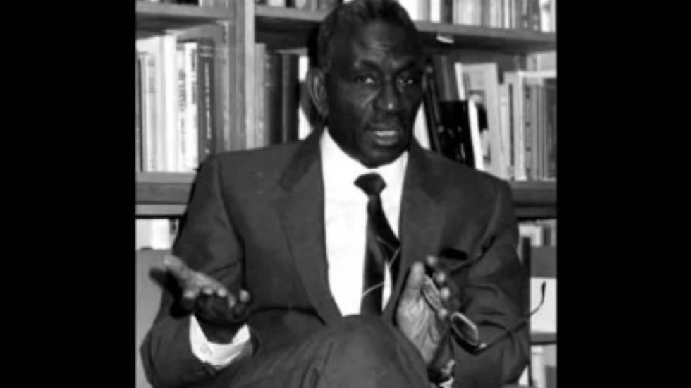 Cheikh Anta Diop.