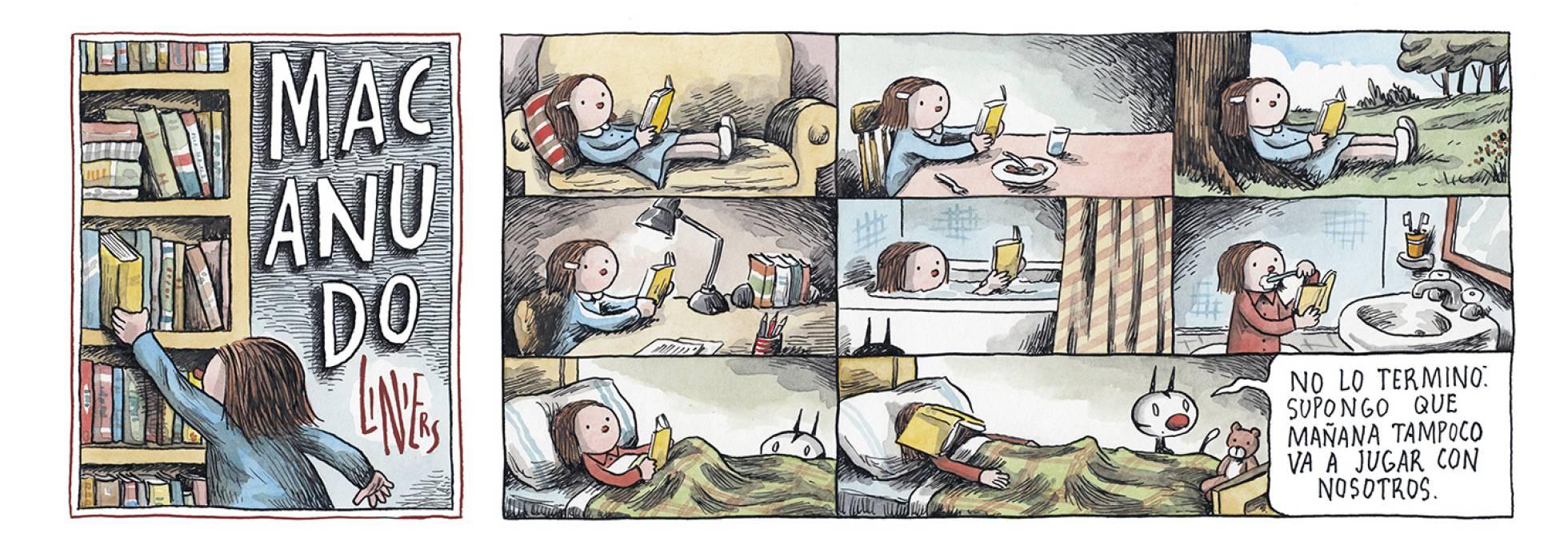 Liniers, en El País Semanal, 06/01/2019