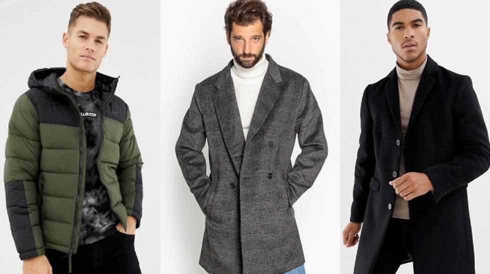 Como se hace un abrigo para hombre