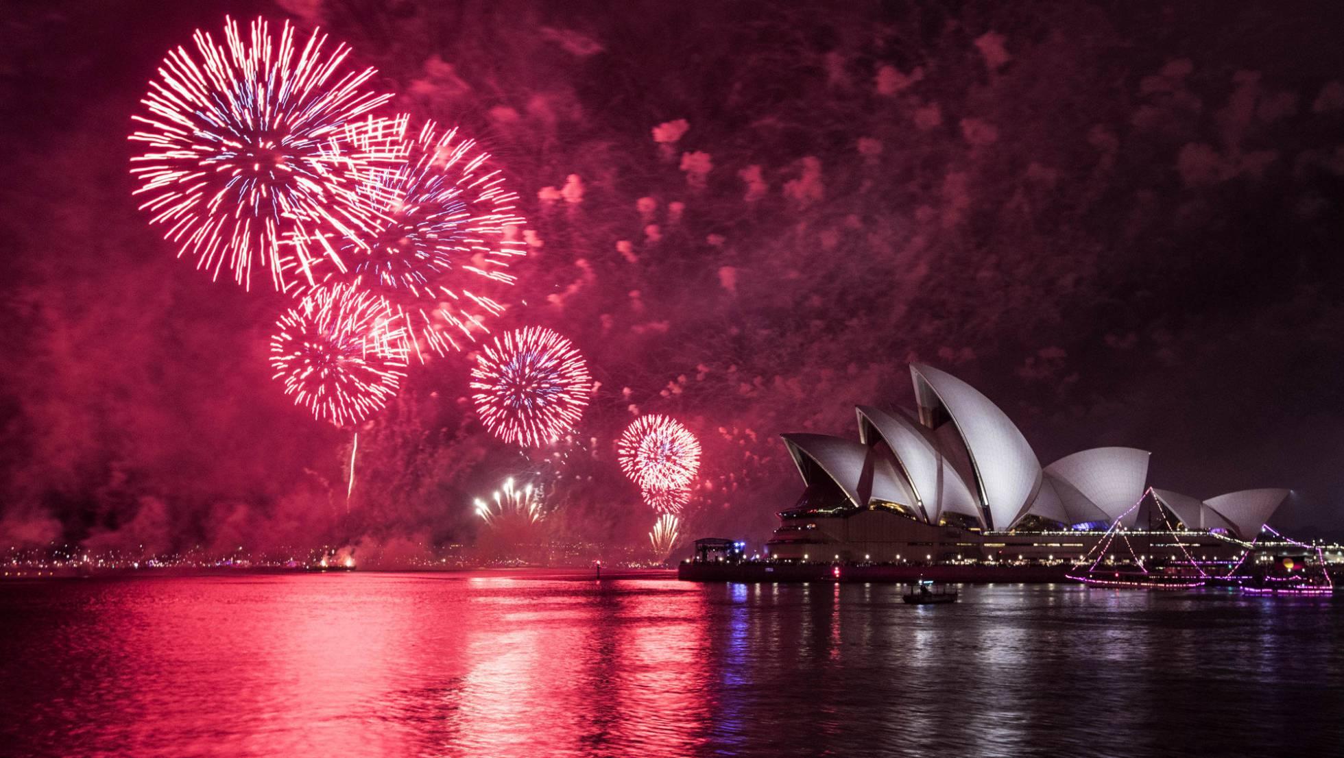 Fotos Feliz Año Nuevo 2019 Las Celebraciones Alrededor Del Mundo