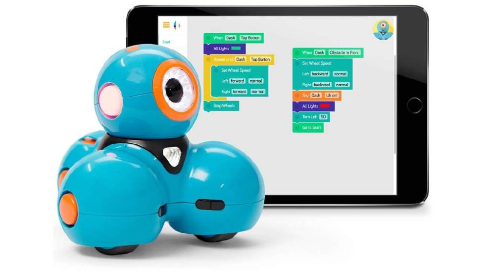 Regalos originales para Reyes : robótica y programación para romper moldes (entre niñas y niños)