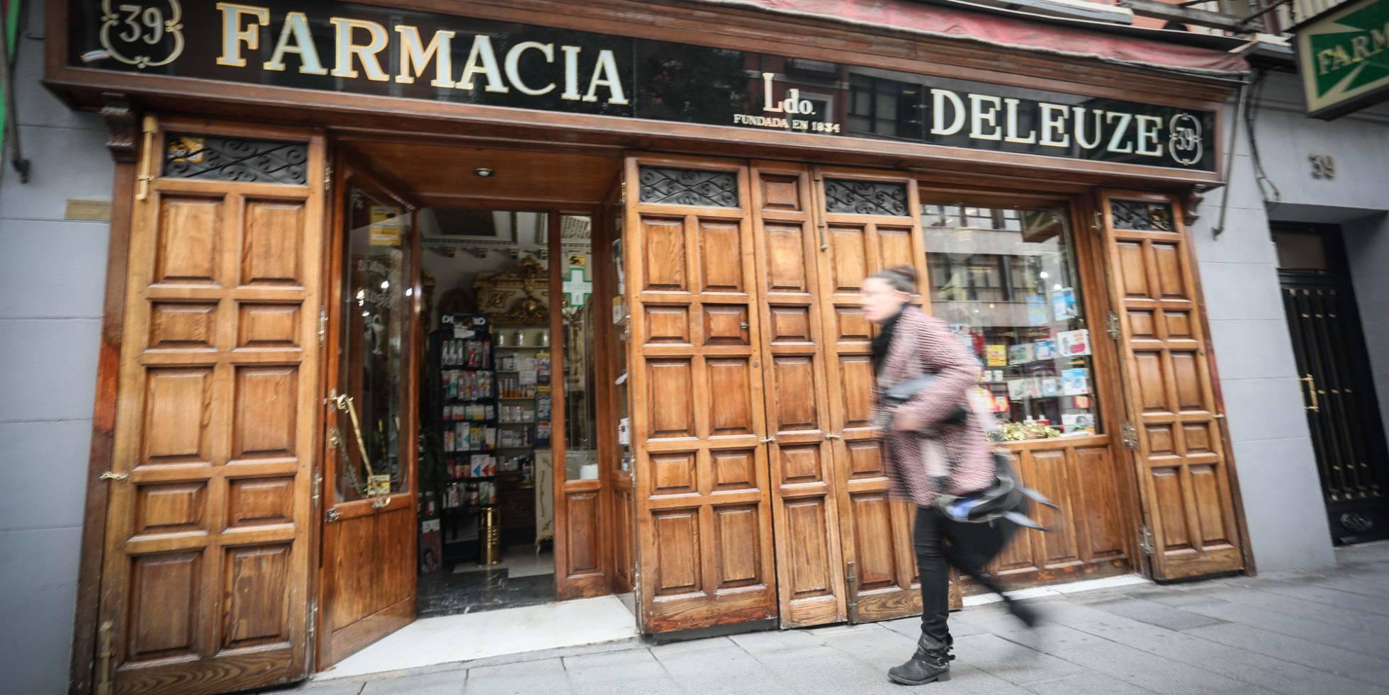 cdff7896cc7a Fotos  10 comercios centenarios en Madrid
