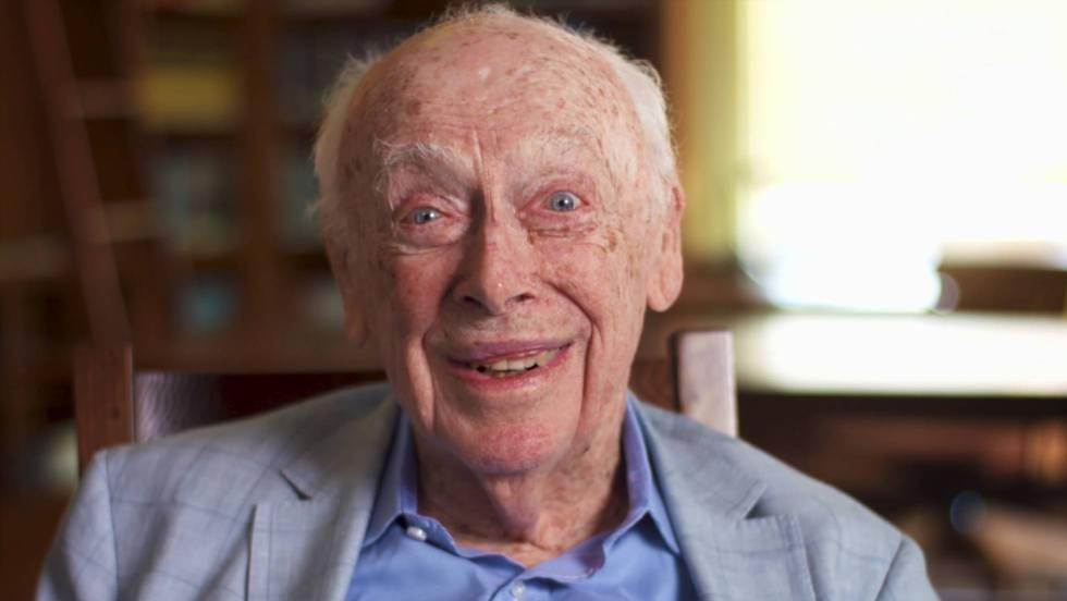 O biólogo James Watson, em uma imagem do documentário 'Decoding Watson'. Em vídeo, trailer em inglês.