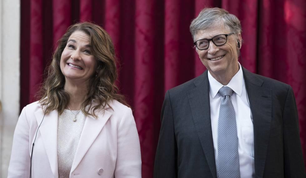 Bill y Melinda Gates, 25 años de matrimonio, risas y millones ...