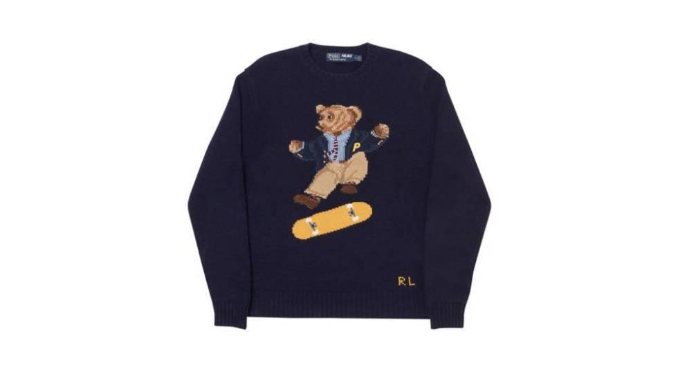 Jersey de Ralph Lauren.