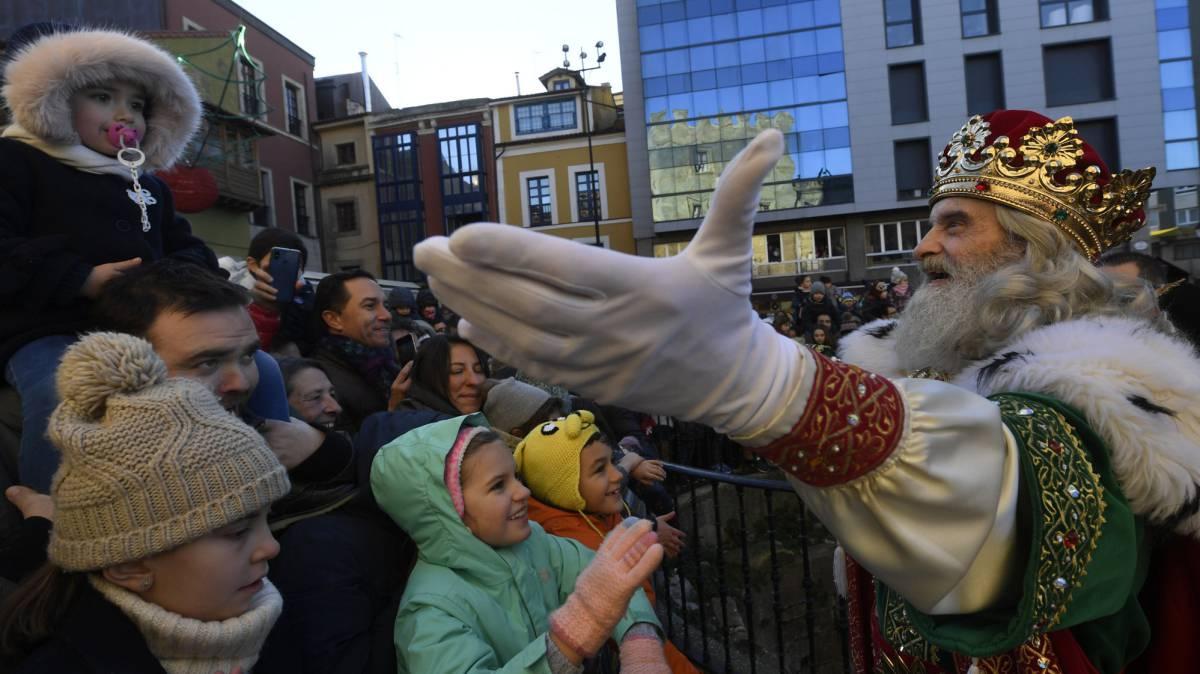 Reyes Magos El País
