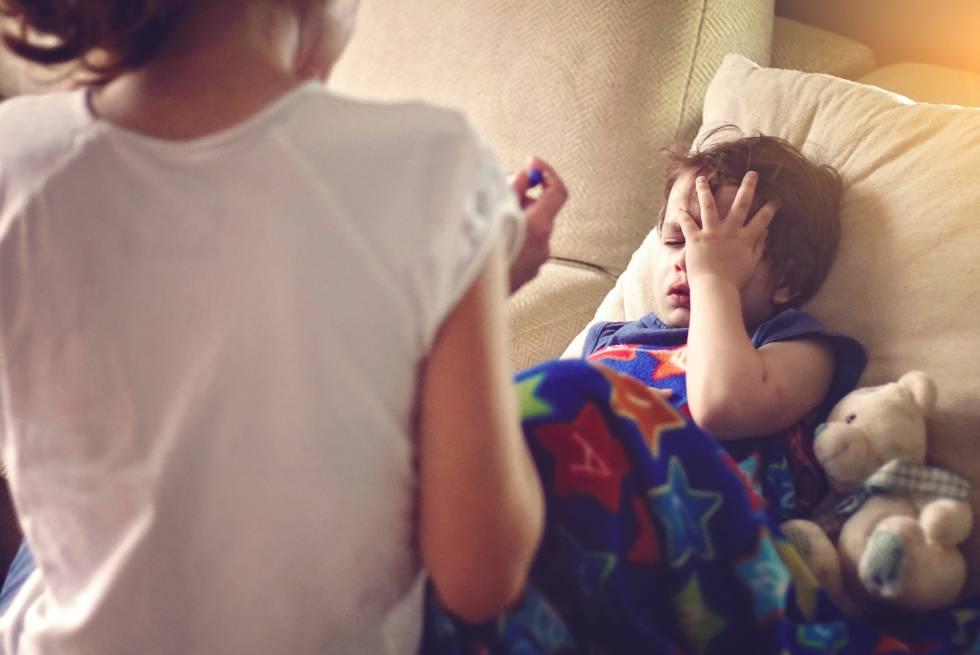 Consejos para prevenir el resfriado en niños